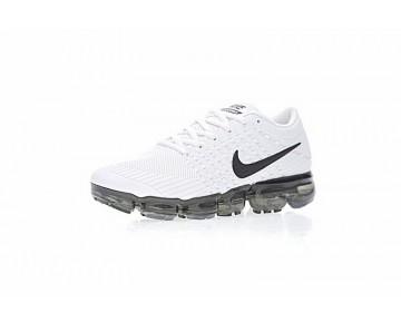 Schuhe Unisex Nike Air Vapormax Flyknit Weiß/Schwarz 849558-011