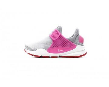 Schuhe Licht Grau/Fuchsia Rosa 904277-001 Nike Sock Dart Gs Unisex