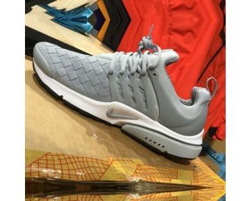 Schuhe  Nike Air Presto Se Woven Mitternacht Marine Herren 848186-400