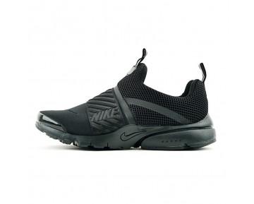 All Schwarz Nike Air Presto Extreme Slip-On 829553-002 Schuhe Unisex