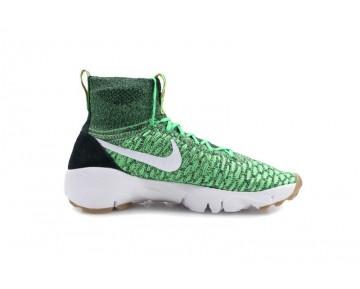 Schuhe Nike Air Footscape Magista Flyknit 816560-300 Herren Poison Grün