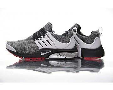 Weiß/Grau/Schwarz/Rot Herren Schuhe Nike Air Presto