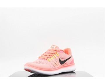 Watermelon Rosa Schuhe  Nike Free Rn 831509-661 Damen