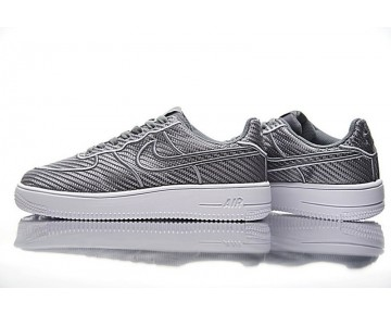 Schuhe Herren Licht Grau Nike Air Force 1 Ultraforce Low Lv8 864015-101