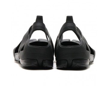 Unisex 749777-001 Schuhe Nikelab Free Rift Sandal Sp Triple Schwarz