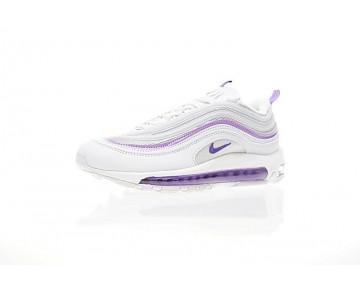 Nike Air Max 97 Schuhe 313054-160 Damen Weiß/Licht Lila