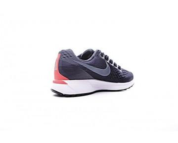 Grau/Orange/Weiß Schuhe Nike Air Zoom Pegasus Herren 880555-403