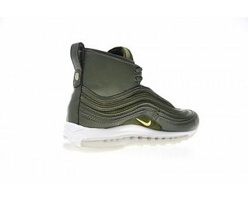 Riccardo Tisci Ry X Nike Air Max 97 Mid Herren Army Grün/Weiß Schuhe 913314-002