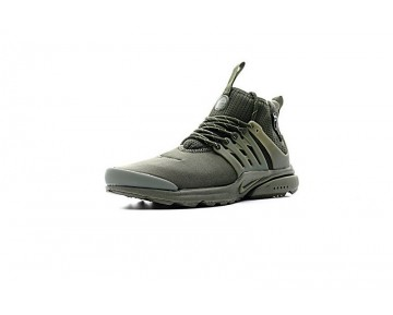 Schuhe Army Grün Herren 859524-033 Nike Air Presto Mid Utility
