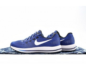 Tief Blau/Weiß Nike Air Zoom Vomero 12 Herren Schuhe 863762-401