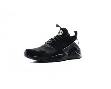 753889-991 Schwarz/Weiß Unisex Schuhe Nike Air Huarache Ultra Flyknit Id
