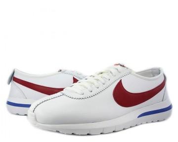 Weiß/Rot Herren Schuhe Nike Roshe One Cortez Nm Sp 806952-164