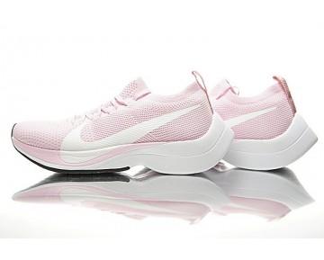 Damen Schuhe Rosa/Weiß Nike Zoom Vaporfly Elite Low 900666-008