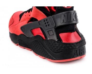 700878-600 Unisex Nike Air Huarache Rot Schwarz Schuhe