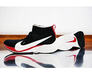 Schuhe 900888-001 Nike Zoom Vaporfly Elite Schwarz/Weiß/Rot Unisex