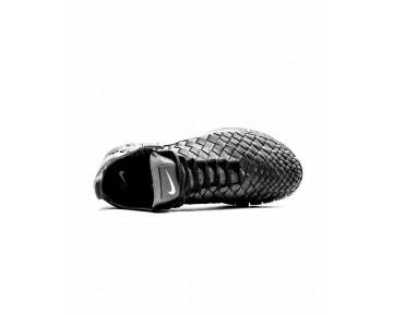 All Schwarz Herren Nike Free Inneva Woven Tech Spll 3M Schuhe 705797-010