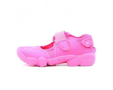 308662-102 Rosa Damen Schuhe Nike Air Rift Sandal Br