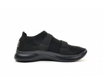 Nike Air Sock Racer Ultra Flyknit 898022-300 Schuhe Unisex Triple Schwarz