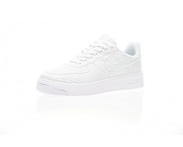 864015-100 Herren Schuhe Nike Air Force 1 Ultraforce Low Lv8 Weiß