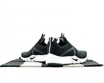 Unisex Nike Air Presto Extreme Slip-On 829553-001 Schuhe Schwarz & Weiß