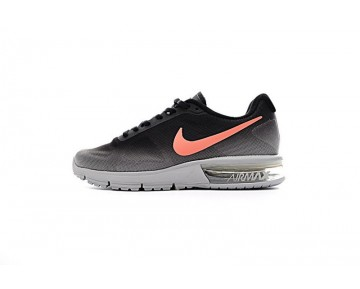719912-011 Schuhe Herren Schwarz/Grau/Orange Nike Air Max Sequent