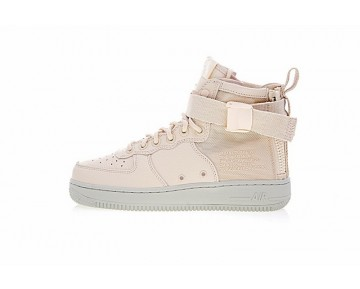 Damen Aa3966-800 Ligh Orange Rosa Nike Sf Air Force 1 Utility Mid Schuhe