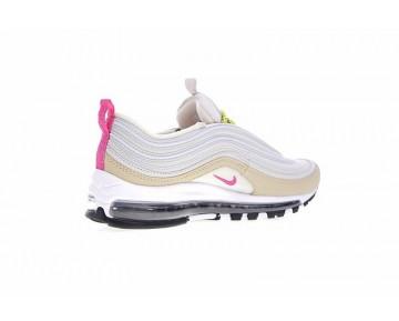 921733-004 Damen Nike Air Max 97 Schuhe Gold/Rosa/Weiß