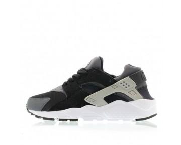 654275-001 Schuhe Herren Nike Air Huarache Schwarz/Grau/Weiß