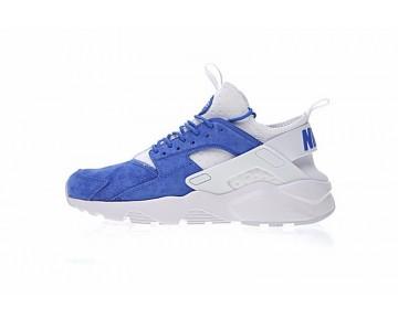 Nike Air Huarache Ultra Id Königlich Blau Herren 829669-663 Schuhe