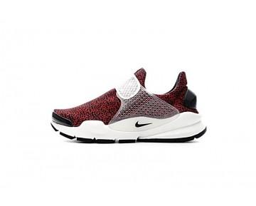 Rot/Weiß/Schwarz Schuhe Unisex 942198-600 Nike Sock Dart Qs Safari Pack