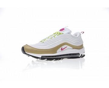 Gold/Rosa/Weiß Damen Schuhe Nike Air Max 97 312641-024