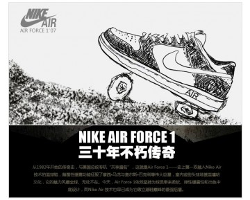315115-112 Checkboard Schuhe Nike Air Force 1 Low Board Unisex