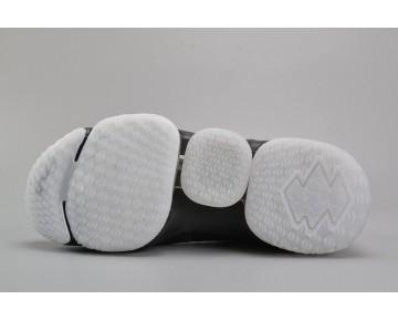 Schwarz/Weiß Schuhe 897648-010 Nike Lebron 15 Herren
