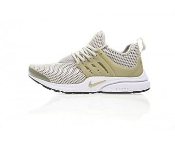 Schuhe 878068-200 Unisex Rice Gelb/Weiß Nike Air Presto Ultra Br