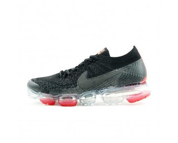Schuhe 845473-003 Nike Air Vapormax Unisex Schwarz/Rot