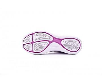 Licht Lila/Weiß Schuhe 881674-501 Damen  Nike Lunarepic Low Flyknit 2