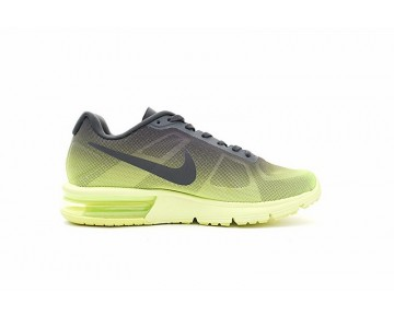 719912-701 Schuhe Nike Air Max Sequent  Lemon Gelb/Grau Herren