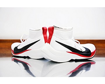 Weiß/Schwarz/Rot Unisex Nike Zoom Vaporfly Elite 900888-002 Schuhe