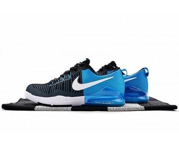 Schwarz/Sky Blau/Weiß Nike Zoom Train Action Schuhe 852438-001 Herren