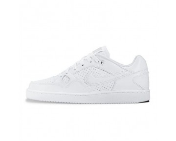 Schuhe 615153-109 Nike Son Of Force Unisex All Weiß