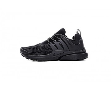Herren All Schwarz 17Ss Nike Air Presto Ultra Breathe Schuhe 878071-001