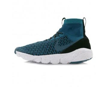 830600-300 Schuhe Mitternacht Turq,Schwarz,Teal Herren Nike Air Footscape Magista Fk Fc