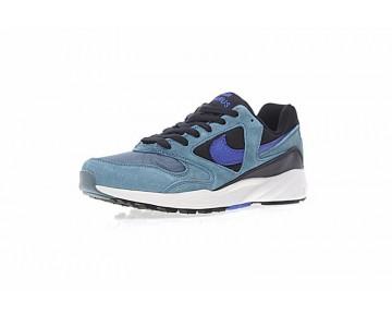 882019-300 Nike Air Icarus Extra Qs Lake Blau/Schwarz Schuhe Herren