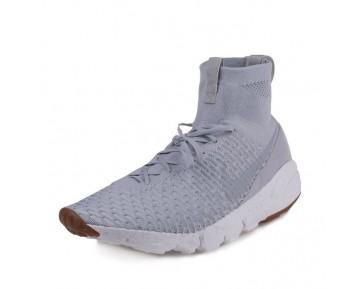 Nike Air Footscape Magista Sp Wolf Grau Silber Herren Schuhe 652960-008