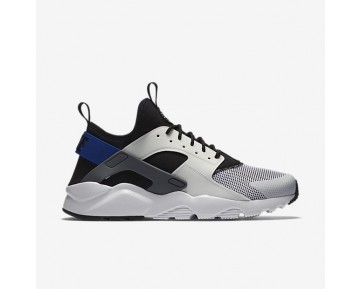 Nike Air Huarache Run Ultra Breathe Weiß/Racer Blau 819685-100 Unisex Schuhe