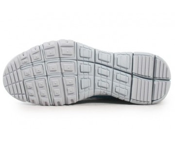 625009-401 Schuhe Nike Flyknit Trainer Chukka Fsb Herren Blau/Summit Weiß-Dunkel Obsidian