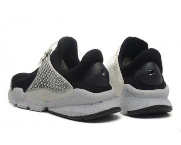 728748-001 Schuhe Schwarz/Weiß Fragment Design X Nike Sock Damen