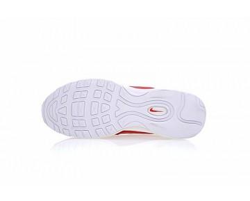 Schuhe Unisex Rot/Weiß Supreme X Nike Air Max 97 Aj1986-020