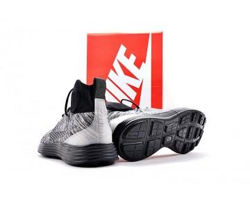 Oreo Star Schuhe 876385-001 Nike Lunar Magista Ii Flyknit Fc Herren
