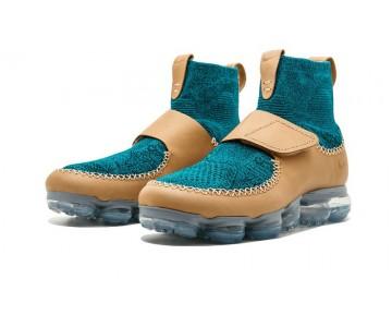 Herren Vachetta Tan/Rio Teal-Schwarz Schuhe 923004-200 Marc Newson X Nikelab Air Vapormax